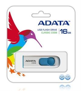 ADATA C008 16GB Capless Sliding USB Flash Drive